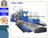 Torno horizontal del norte del CNC de China para las energías eólicas de torneado (CG61200)