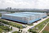 Großes breite Überspannungs-vorfabriziertes Stahlkonstruktion-Gebäude (KXD-SSW97)