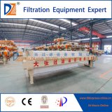Dazhang hydraulische Raum-Plattenfilter-Presse für die Schlamm-Entwässerung