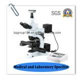 Microscopio metalúrgico motorizado de la investigación de Labortaory