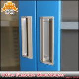 Gabinete de vidro do livro do metal do ficheiro da porta com a porta 4