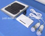 Sistema di illuminazione a energia solare originale della lampada della batteria di litio della fabbrica LED