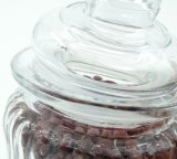 Ribbled Kithcen Würzen Contaiers Gläser, die Keller-Potenziometer kochen