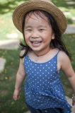 Phoebeeの夏の100%年の綿の子供の女の子の衣服