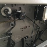 La empaquetadora horizontal del flujo de la pantalla táctil, sola mojó la máquina de los trapos