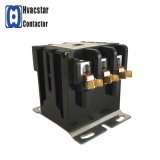 Contator definitivo da finalidade da C.A. do certificado 3poles do UL CSA para o sistema refrigerando do refrigerador