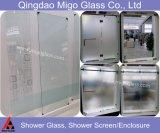 6mm Gehard/Aangemaakt 8mm Glas voor de Bijlagen /Screens van de Deuren van de Douche