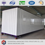 生存のための修正された輸送箱の小屋