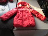衣類、服装及び衣服(セーター、ユニフォーム、イブニング・ドレス、コート、パッドを入れられたジャケット、スカーフ)のための品質管理の点検