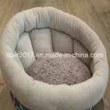 Klassisches Muster-warmes starkes Hundebettwäsche-Haustier-Produkt-Katze-Bett-Luxuxhaustier-Sofa