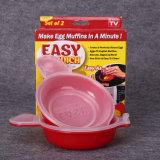 Stufz легкое Eggwich делает булочки яичка в минуте