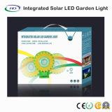 интегрированный солнечный свет сада 5W с датчиком движения (солнцецвет)