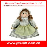 Russe Girl de Decoration de Noël (ZY14Y557-3 42X30CM) Christmas