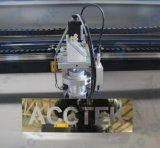 Cortadora del laser del acero inoxidable de la velocidad 0.3m m de Akj1325h 260W 1325