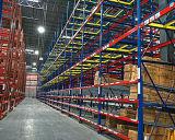 Pallet resistente di memoria del magazzino certificato Ce