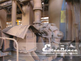 Pompa centrifuga orizzontale dei residui della singola fase (EHM-1B)