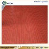 tarjeta laminada melamina de la madera contrachapada del grado de los muebles de 4X8 18m m