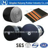 Coal Conveying를 위한 Ep/Nn/Cc Rubber Conveyor Belt