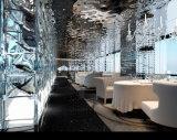Cuarto de baño de alta calidad Espejo decorativo de acero inoxidable