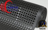 Широкий Ribbed резиновый настил для промышленного и коммерческого использования