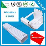 Prix de gros de système de creux de la jante de toit de creux de la jante de l'eau de pluie de PVC