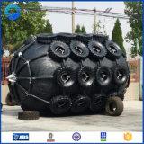 Tipo neumático protector defensa de goma marina de Yokohama de la nave