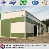 Qualitäts-Stahlkonstruktion-Werkstatt mit Two-Floor