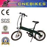 Ebike 또는 소형 접힌 전기 자전거를 접히는 전기 도시 자전거 /36V 250W
