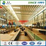 Precio prefabricado del edificio de la construcción de la estructura de acero en China