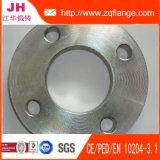 Il tipo 01 del acciaio al carbonio dello zinco En1092-1 Plat la flangia