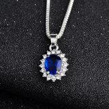 De Gift van de Namaakbijouterie van de Bergkristallen van de Vrouwen van de Halsband van de Tegenhanger van het Kristal van de manier