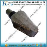 Herramientas de Driling del diente/de la fundación del taladro de la excavación de la ingeniería del carburo de tungsteno