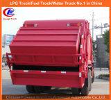 Camion di immondizia resistente del costipatore di 6X4 Sinotruk HOWO 8cbm