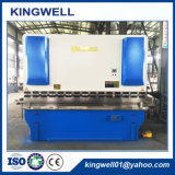 Freio hidráulico da imprensa da placa de metal da venda quente com melhor preço (WC67Y-160TX3200)
