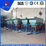 La alta calidad fijó un tipo/una máquina para la extracción del mineral del manganeso, máquina del tamiz del separador de la plantilla del refinamiento del mineral del manganeso