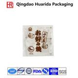 Type plat estampé par logo fait sur commande sac de empaquetage en plastique d'aliments surgelés