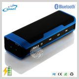 Altofalante ao ar livre portátil de Bluetooth do banco da potência