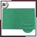 stuoia costolata di pulizia del PVC di 3G pp con la protezione del PVC