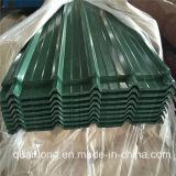 Покрасьте покрытые рифлёные стальные листы толя