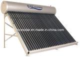 Verwarmer van het Water van Qal Unpressurized Zonne in de ZonneVerwarmers van het Hete Water