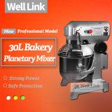 Смеситель загонщика яичка торта Mixer/30L хлебопекарни/еды Multi функции коммерчески планетарный