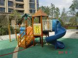 Напольная спортивная площадка Type и спортивная площадка Games Material спортивной площадки Plastic