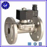 Válvula de solenóide inoxidável do calefator de água do compressor de ar do produto comestível para a válvula de solenóide da máquina do café