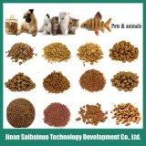 Automatische Hundenahrungsmittelaufbereitende Zeile