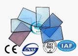 Vidro de flutuador de Reflctive da cor do Bonze com Ce. ISO (4mm 10mm)