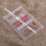 中国の供給の食品等級ペットプラスチックギフト折るボックス印刷