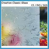 緩和された酸はガラス棚または窓ガラスのためのガラスをエッチングした