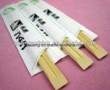 Sacchetto di carta di lucidatura all'ingrosso del Hangtag che imballa le bacchette a gettare