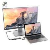 Эпицентр деятельности MacBook USB c с Типом-C загрузочным люком, выходным видеосигналом 4K HDMI, и 2 портами USB 3.0