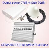 4G Ite 1900のシグナルのブスターか中継器、2g 3G 4Gのシグナルのブスターまたは中継器のブスターの中継器